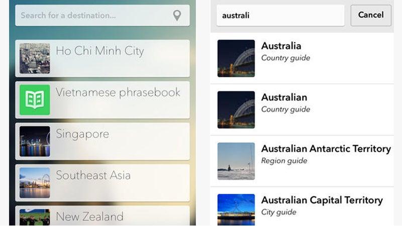 OutsideOnline Wiki Triip Ho Hai best travel guide phone smartphone free